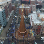 Church Tower Restoration